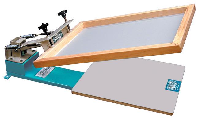 Screen Printing, Item Number 588841