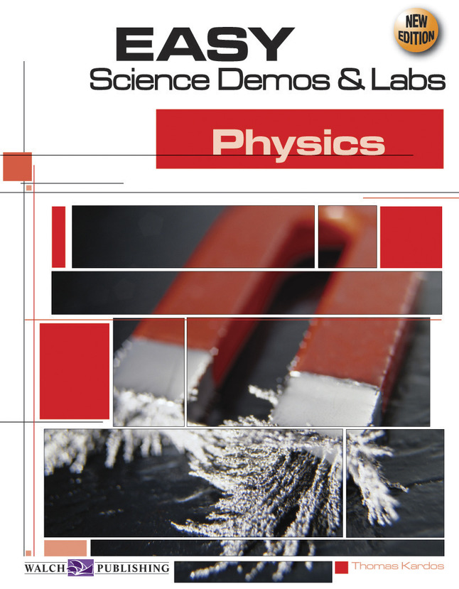 Physical Science Projects, Books, Physical Science Games Supplies, Item Number 591081