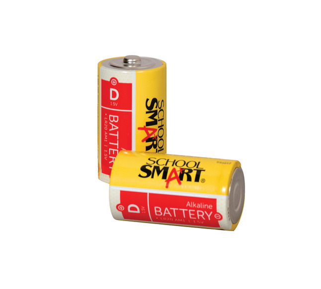D Batteries, Item Number 595612