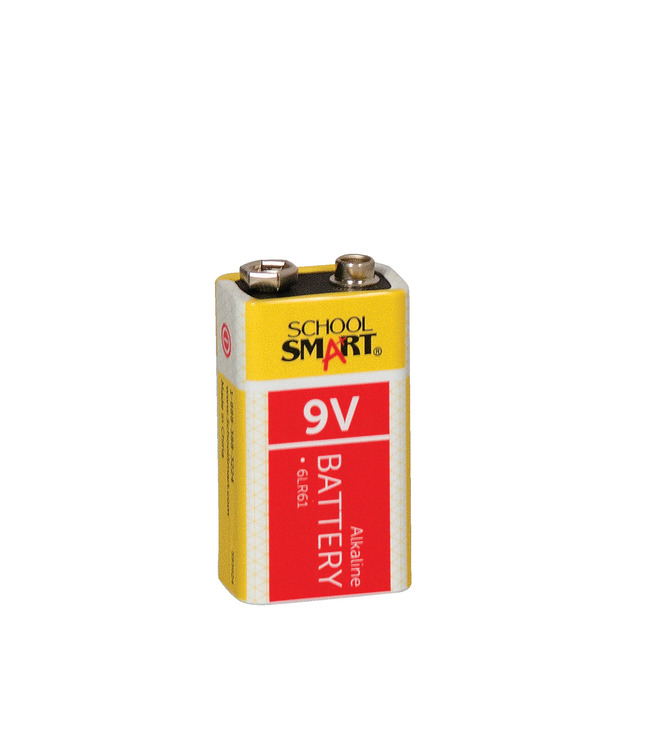 9V Batteries, Item Number 595624