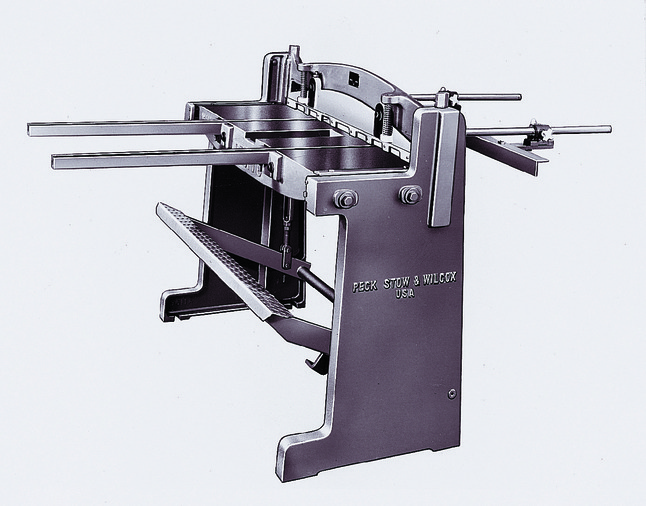 Manufacturing and Processing Machinery, Item Number 598940