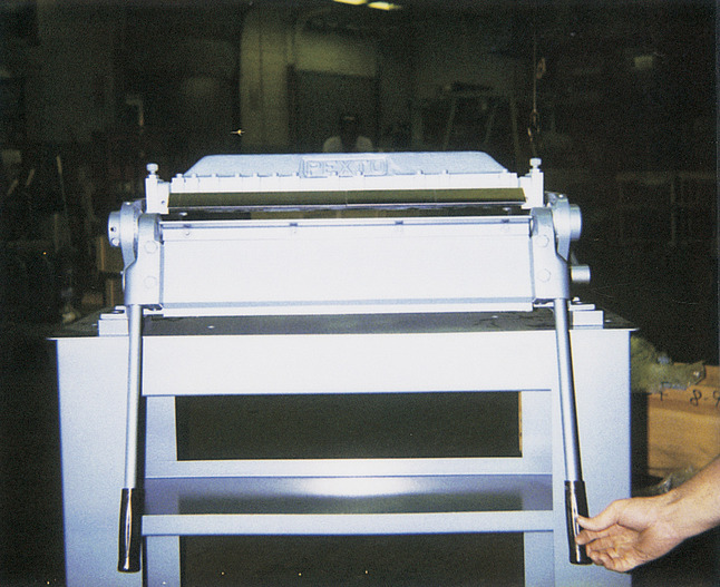 Manufacturing and Processing Machinery, Item Number 598943