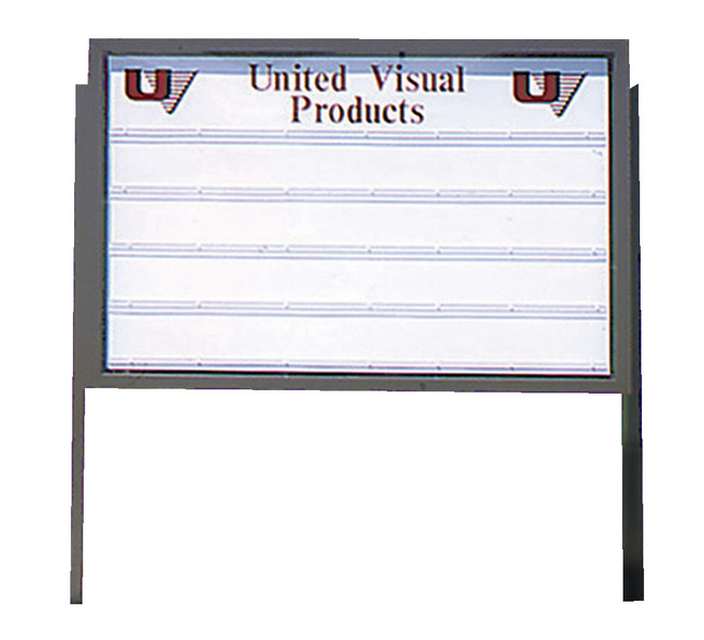Enclosed Message Boards Supplies, Item Number 612179