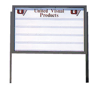 Enclosed Message Boards Supplies, Item Number 612181