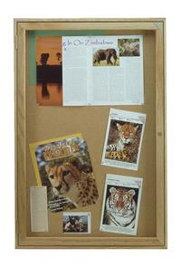 Enclosed Message Boards, Item Number 620253