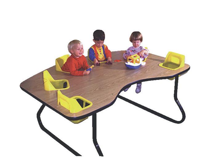 Toddler Table, Toddler Activity Table, Toddler Tables Supplies, Item Number 630924