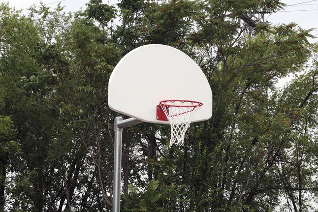 Outdoor Basketball Playground Equipment Supplies, Item Number 633050