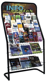 Library Literature Racks Supplies, Item Number 644725