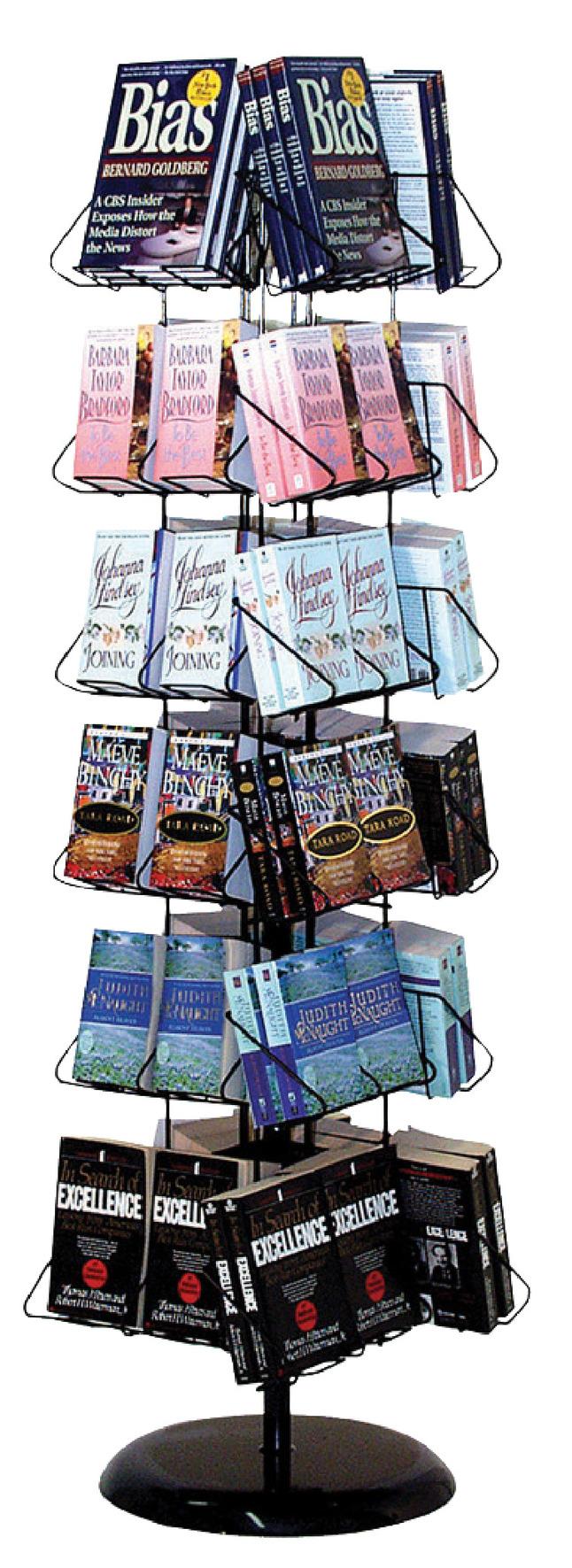 Library Literature Racks Supplies, Item Number 662044