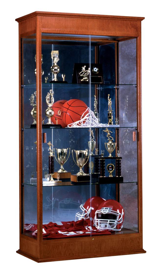 Trophy Cases, Display Cases Supplies, Item Number 1364098