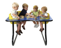 Toddler Table, Toddler Activity Table, Toddler Tables Supplies, Item Number 675428