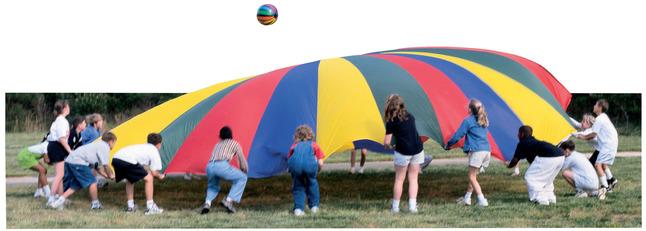 Parachutes, Play Parachute, Kids Play Parachute, Item Number 1361479