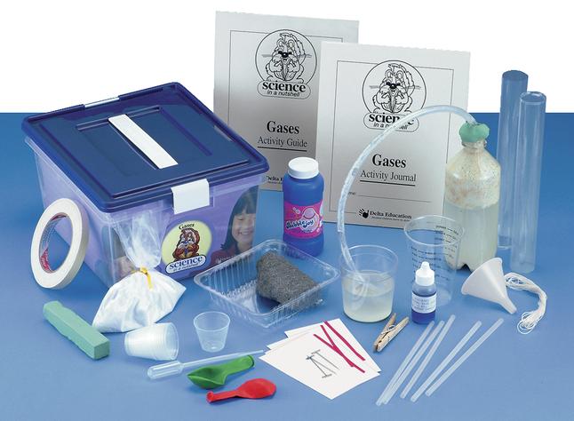 Science Kit, Item Number 750-0022