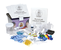 Science Kit, Item Number 750-0044