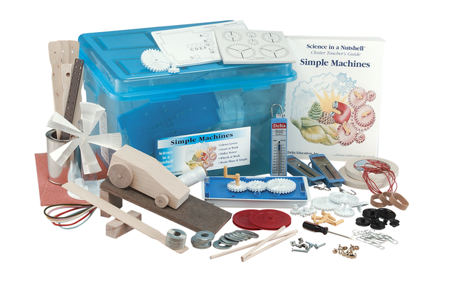 Science Kit, Item Number 750-2538