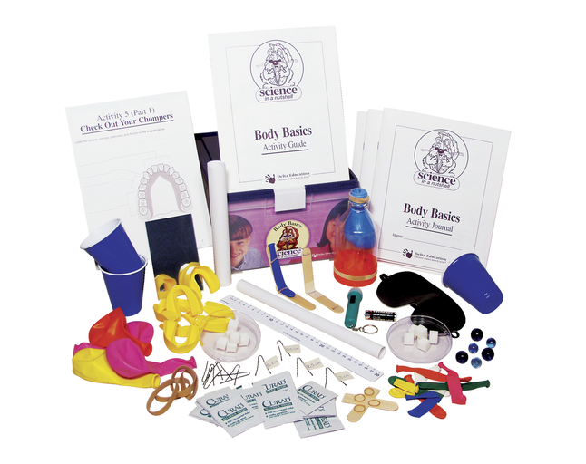 Science Kit, Item Number 750-2550