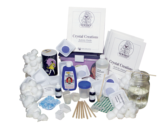 Science Kit, Item Number 750-2593