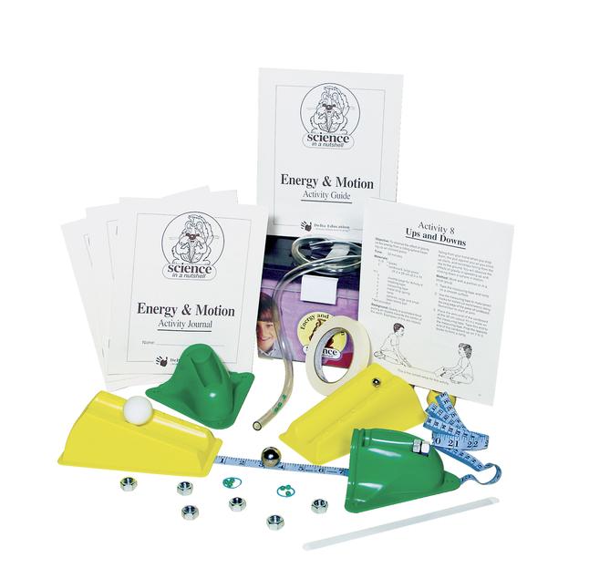 Science Kit, Item Number 750-2637