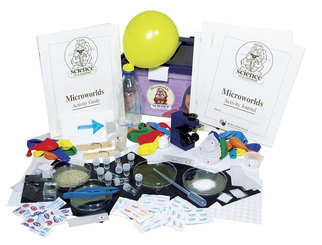 Science Kit, Item Number 750-2703