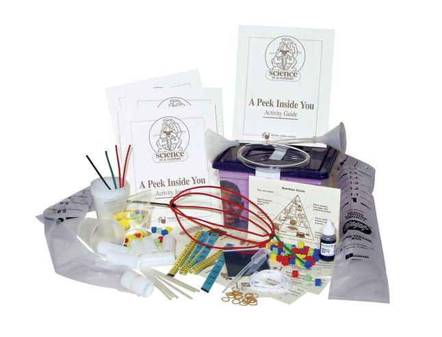 Science Kit, Item Number 750-2736
