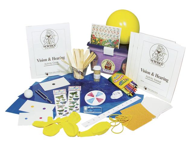 Science Kit, Item Number 750-2824