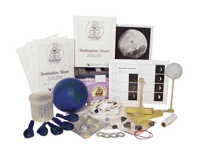 Science Kit, Item Number 750-2890