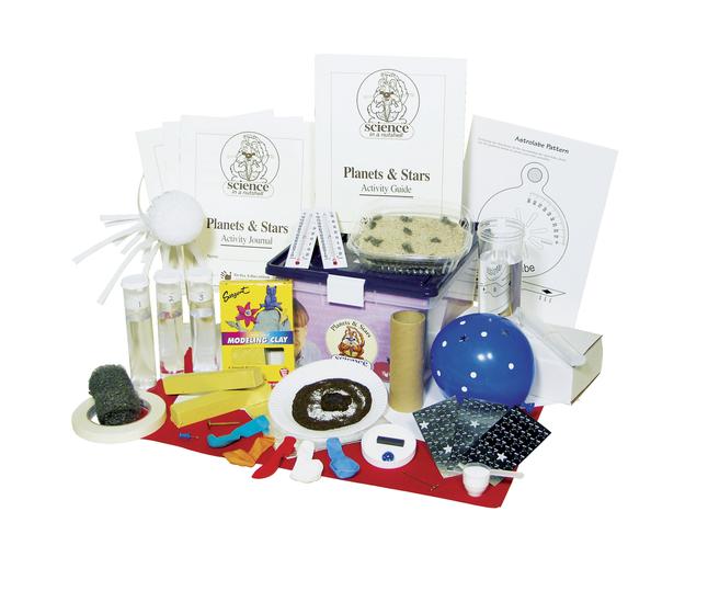 Science Kit, Item Number 750-2912
