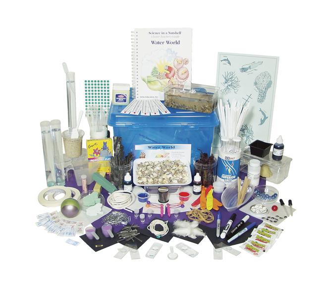 Science Kit, Item Number 750-3341