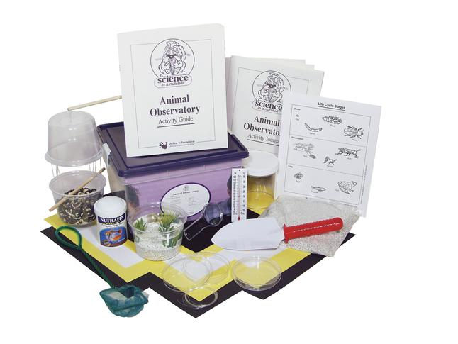 Science Kit, Item Number 750-3451