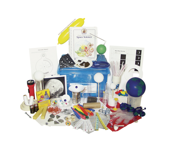 Science Kit, Item Number 750-3473