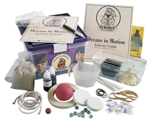 Science Kit, Item Number 750-5189