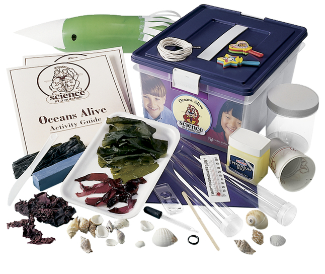 Science Kit, Item Number 750-5200