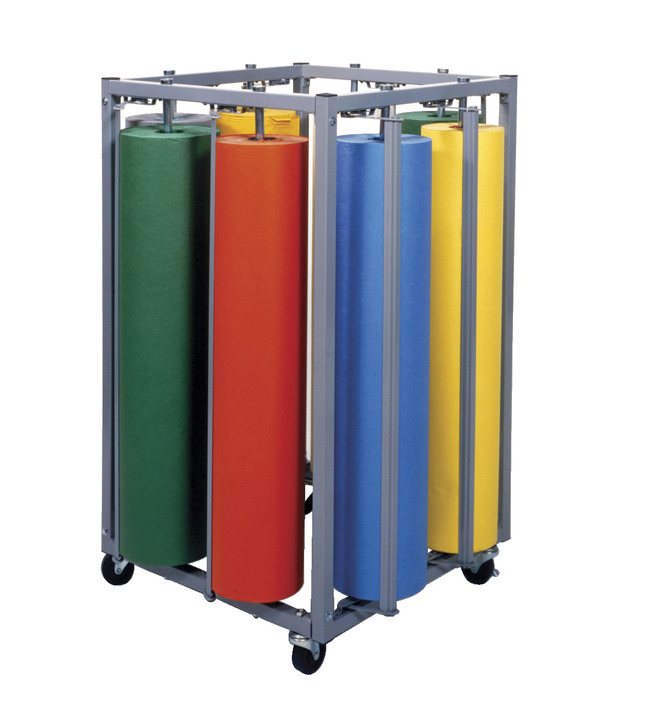 Paper Roll Dispensers, Paper Roll Racks, Item Number 860387