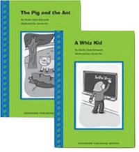 S.P.I.R.E. Illustrated Decodable Reader Starter Set 1A, 10 Assorted Titles Item Number 9780838838808