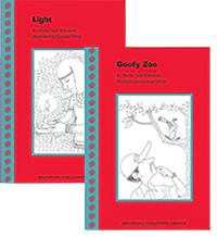 S.P.I.R.E. Illustrated Decodable Reader Starter Set 4A, 10 Assorted Titles Item Number 9780838838839