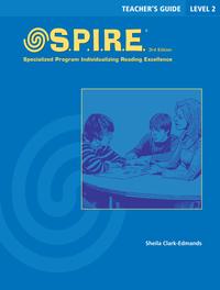 S.P.I.R.E. Level 2 Teacher's Guide, Third Edition Item Number 9780838857069