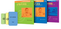 S.P.I.R.E. Level 6 to 8 Intensive Reading Intervention Set, Third Edition Item Number 9780838857700
