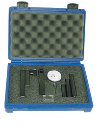 Central Universal Pinion Depth-Setting Gauge, 0 - 4 in, 0.001 in Graduation Item Number