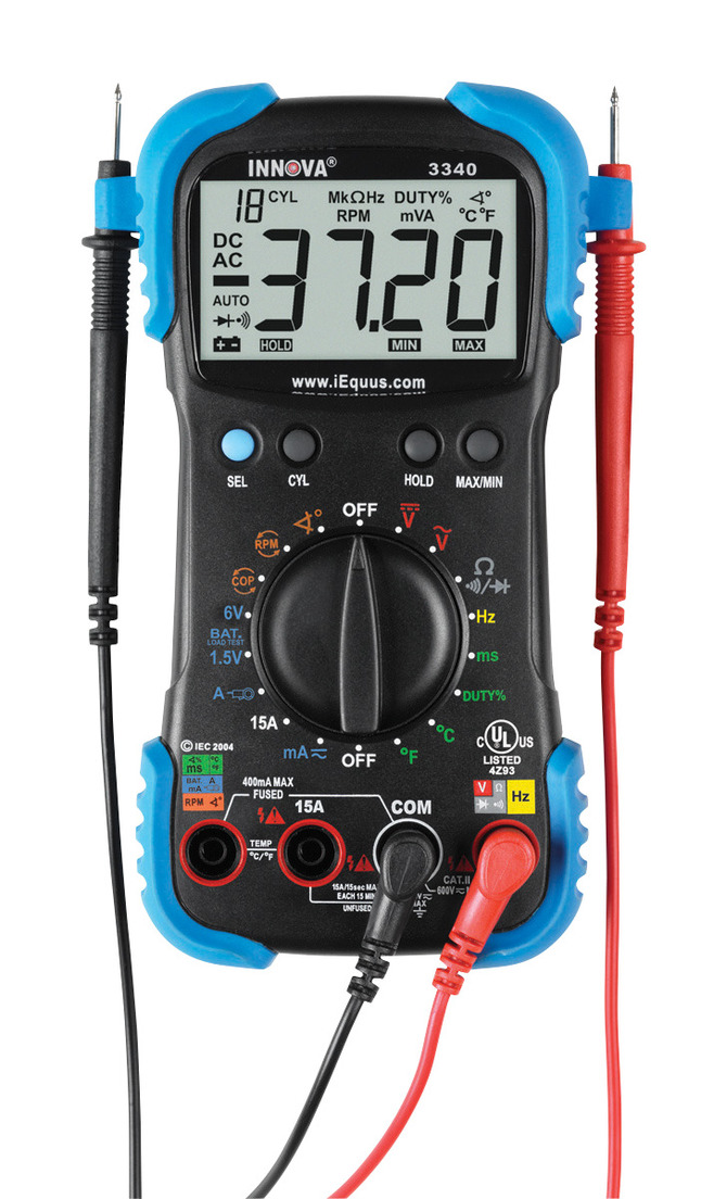Test Equipment, Tools, Instruments, Multimeters Supplies, Item Number 1292916