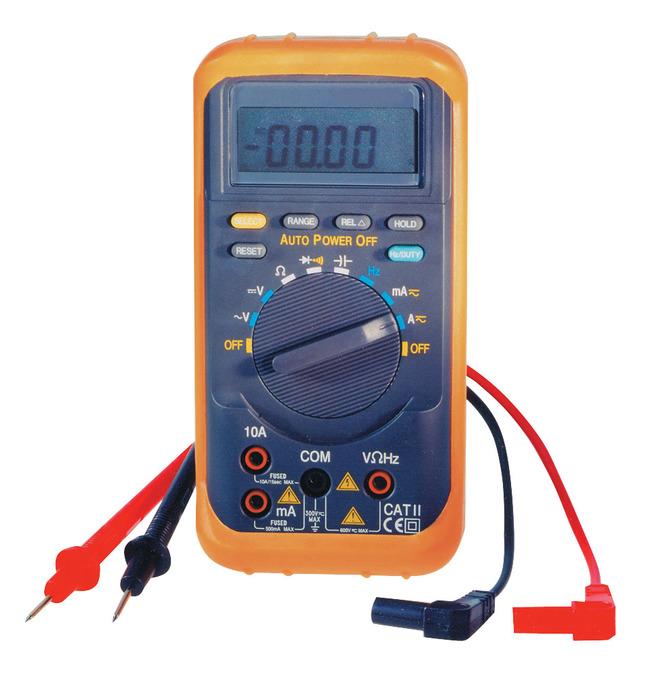 Test Equipment, Tools, Instruments, Multimeters Supplies, Item Number 1048441