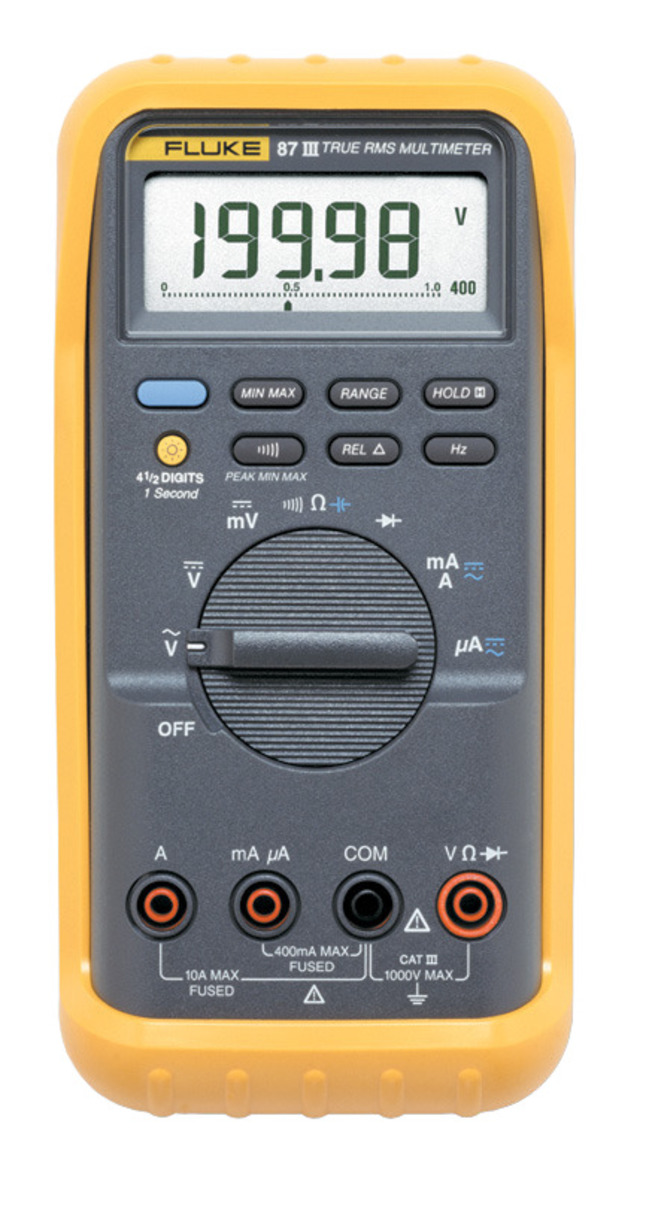 Test Equipment, Tools, Instruments, Multimeters Supplies, Item Number 1048552