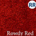 Rowdy Red