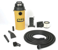 Shop-Vac Hands Free Wet/Dry Vacuum Cleaner, 1-1/4 in, 5 gal Tank, 5 HP, 18 ft Cord Item Number