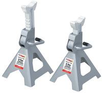 OTC Stinger Ratchet Style Jack Stand, 3 Ton, 11 - 17 in H, Steel Base, Baked Enamel Item Number