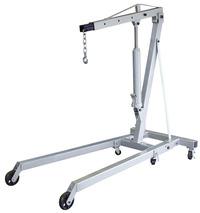 OTC Folding Floor Crane, 2000 lb Item Number
