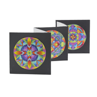 Image for Sax Workshop-In-A-Box Coloring Book Creation of Mini Mandalas from School Specialty