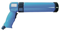 S & G Tool Aid Air Caulking Gun, 8-1/2 in Item Number