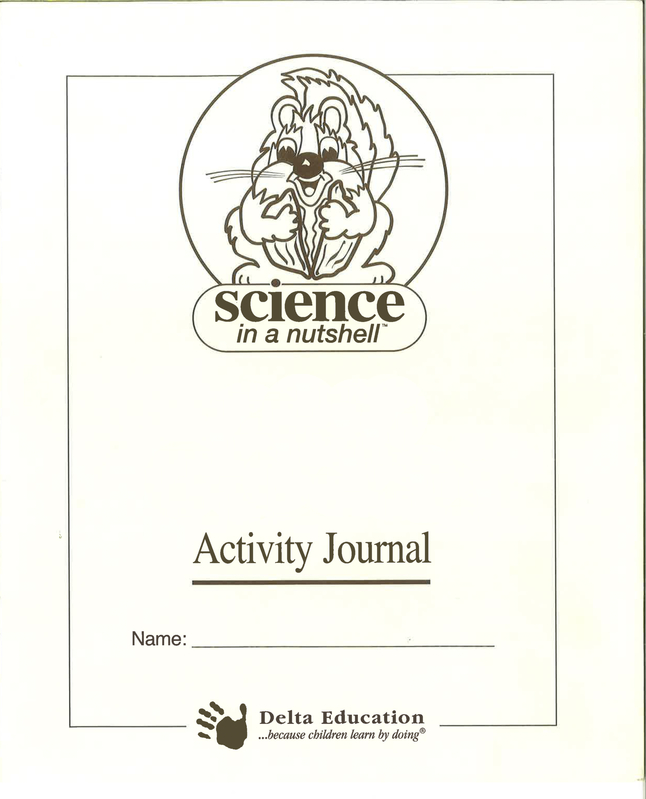 Science in a Nutshell Curriculum, Item Number 550-3343