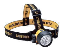 Streamlight Septor LED Headlamp with Elastic Strap, 2-3/4 x 2 x 2 Inches, Yellow Item Number