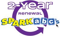 SPARKabc's 2-Year Membership Renewal Item Number